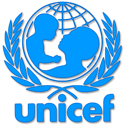 UNICEF dons